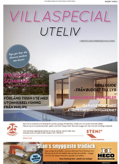 Villaspecial – Uteliv