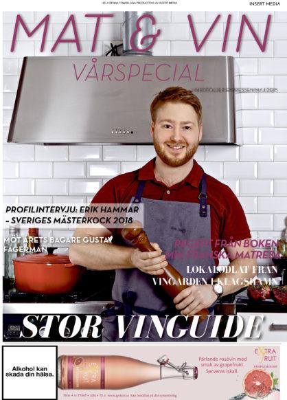 Mat & Vin vårspecial