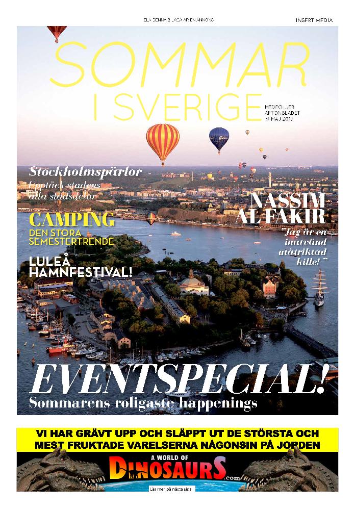 Sommar i Sverige