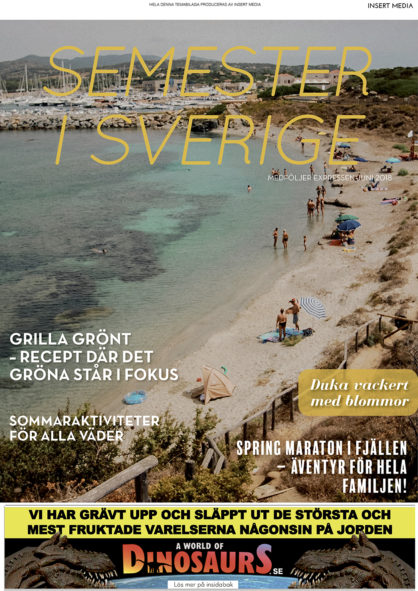 Semester i Sverige
