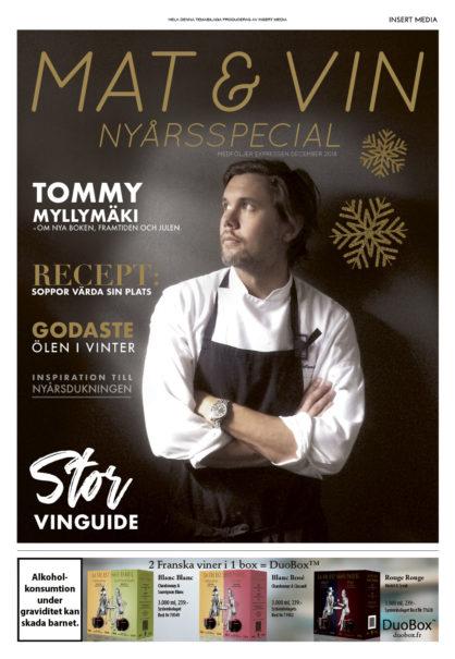 Mat&Vin – Nyårsspecial