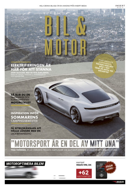 Bil & Motor 190328