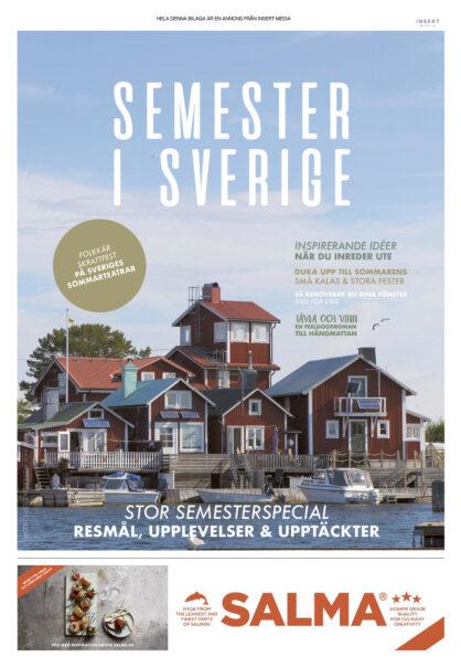 Semester i Sverige 190626