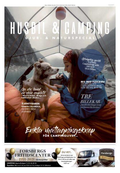 HUSBIL & CAMPING DJURSPECIAL