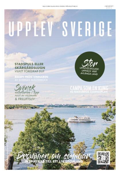 UPPLEV SVERIGE 210505
