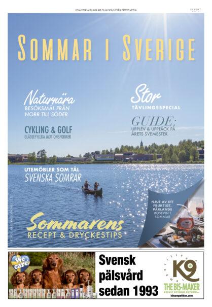 210524 Sommar i Sverige